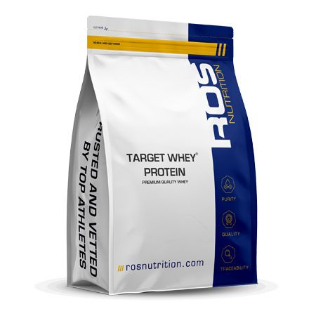 ROS Nutrition Target Whey Protein - KQ FITNESS ONLINE