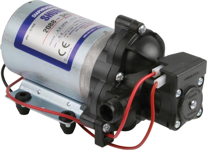 Shurflo 2088-343-135 Diaphragm Pump