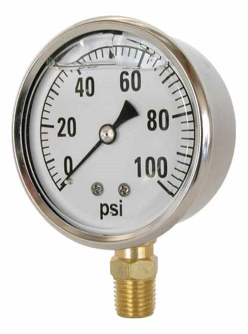 41 Series Bottom Mount Pressure Gauges