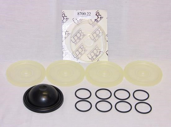 Kappa-120/150 Diaphragm Kit - 8700.22