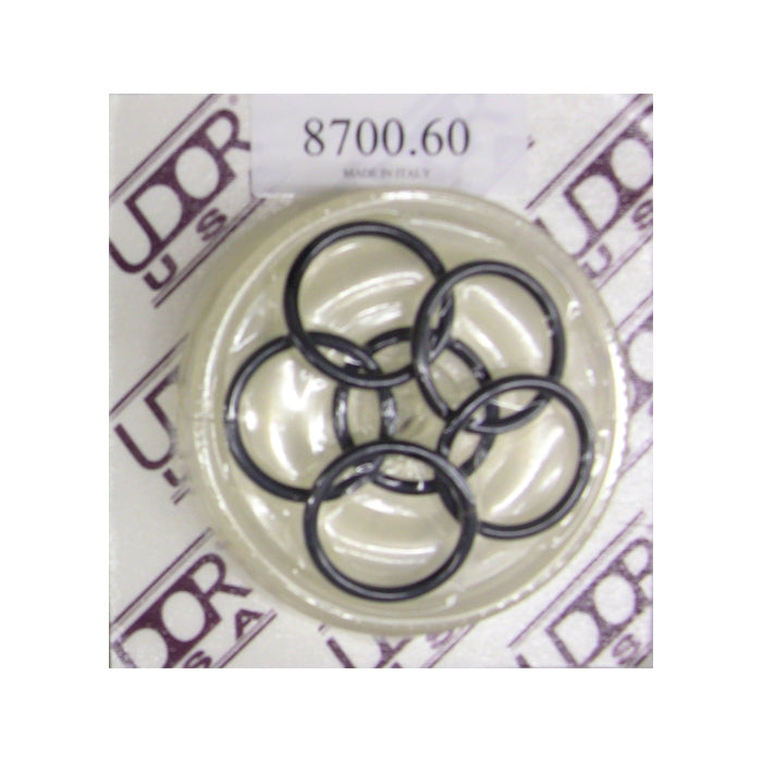 Udor Zeta-40/85P Diaphragm Kit - 8700.60