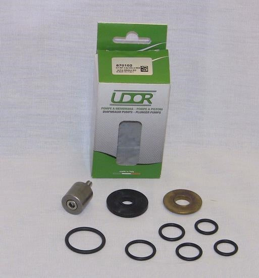 Udor Regulator Repair Kit - 8701.02