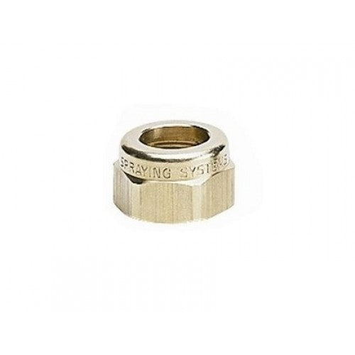 TeeJet Brass Threaded Cap