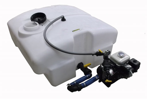 205 Gallon De-Icing Tank and Pumping Unit