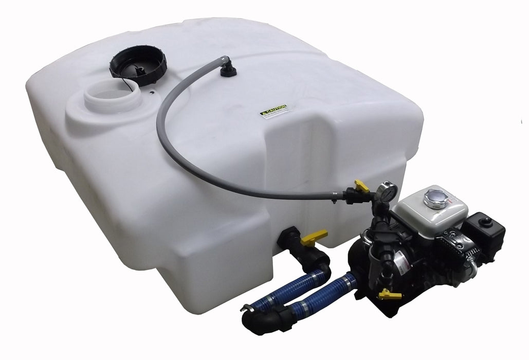 305 Gallon De-Icing Tank and Pumping Unit