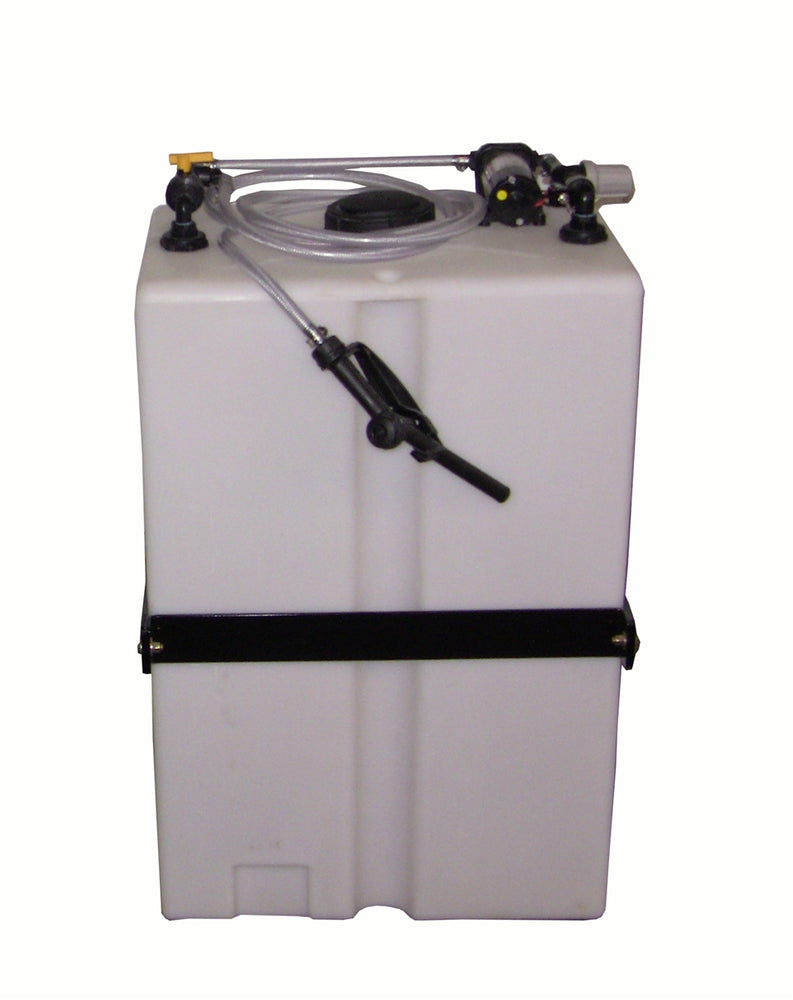 80-Gallon Fill System