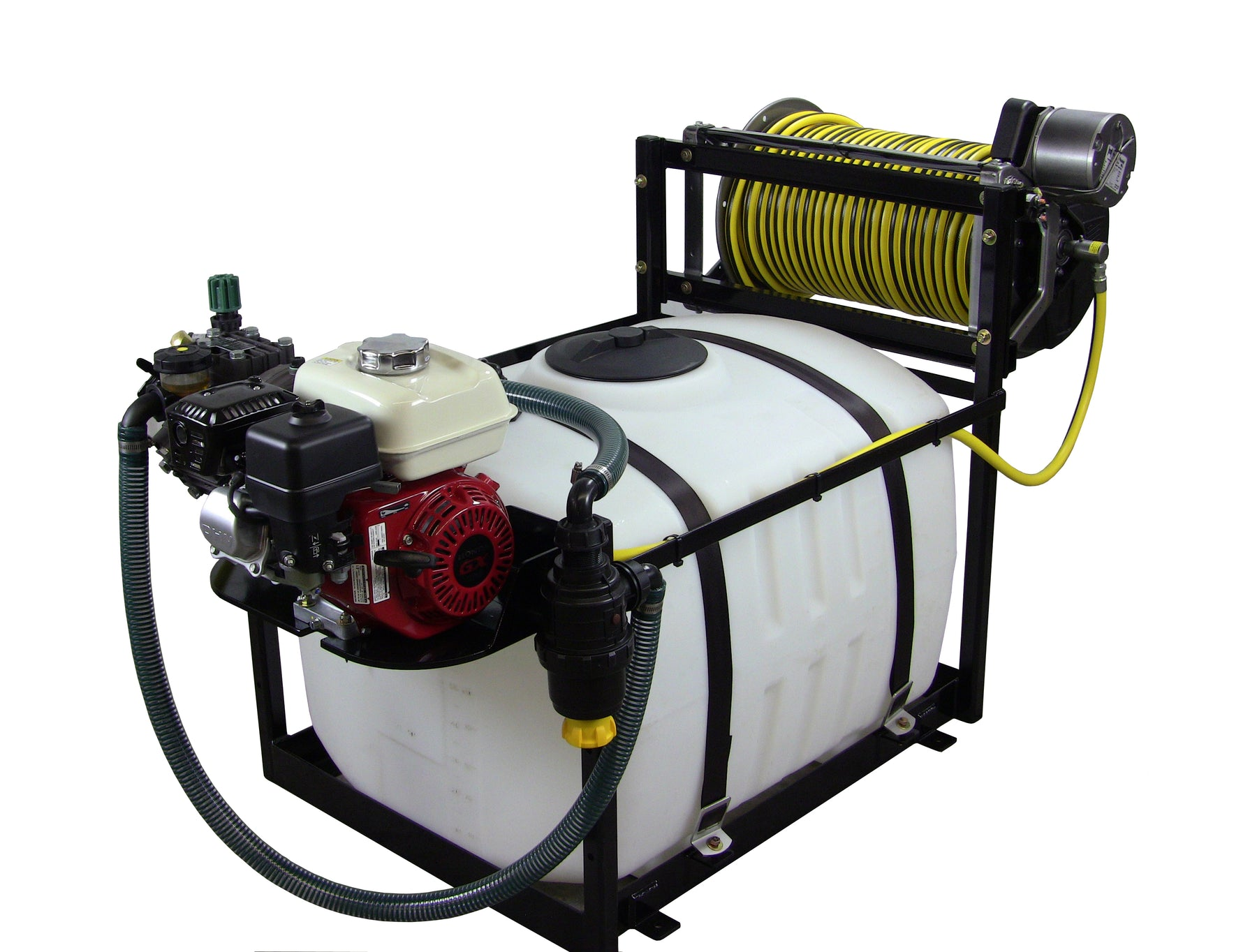 100-Gallon Skid Sprayer