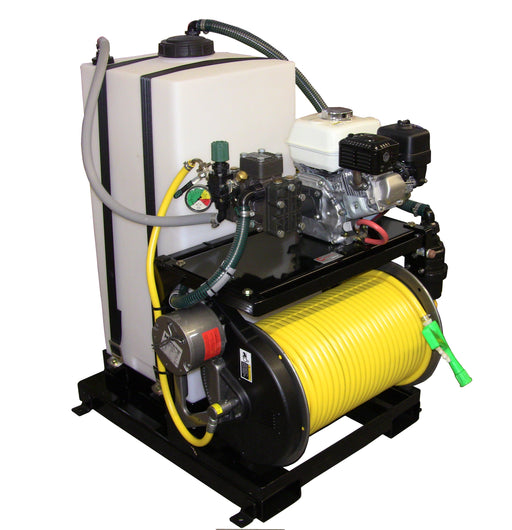55-Gallon Compact Skid Sprayer