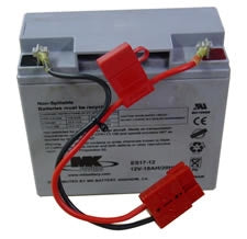 Spreader-Mate Replacement Battery