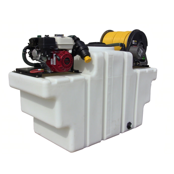 200 Gallon Space-Saver Skid Sprayer