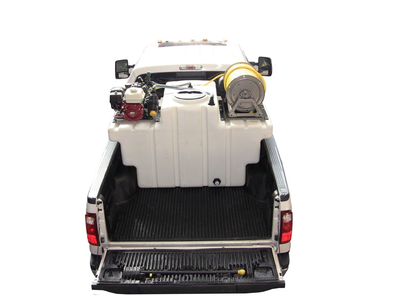 300 Gallon Space-Saver Skid Sprayer