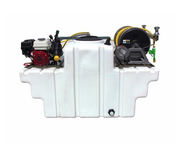 400-Gallon Space Saver Skid Sprayer