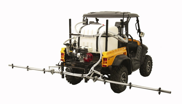 100 Gallon UTV Sprayer with 10 Foot Boom