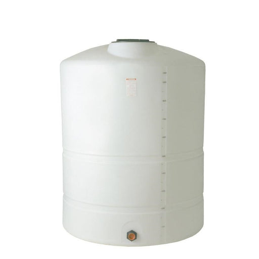 1000-Gallon Vertical Tank