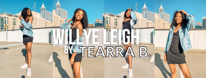WILLYE LEIGH X TEARRA B.