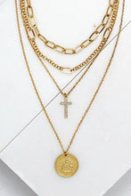 Load image into Gallery viewer, Gold Layered Necklace | Trendy Online Boutique