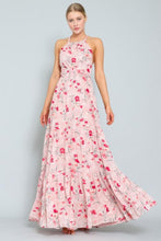 Load image into Gallery viewer,  Floral Print Maxi Dress | Willye Leigh