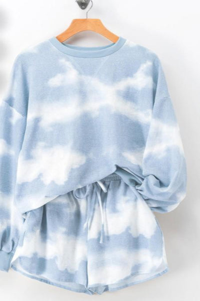 Nothing Like You: Tie-Dye Sweatshirt