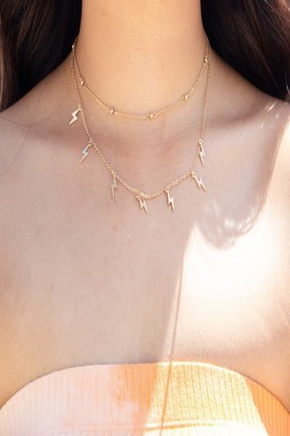 The Way You Love Me: Layered Necklace