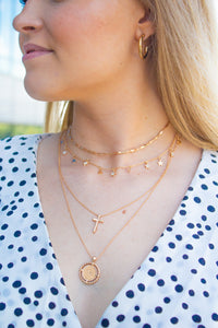 More Chances Than One: Layered Necklace