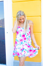 Load image into Gallery viewer, The Party's Just Begun - Floral Dress-Dresses-Willye Leigh Boutique-Willye Leigh Boutique