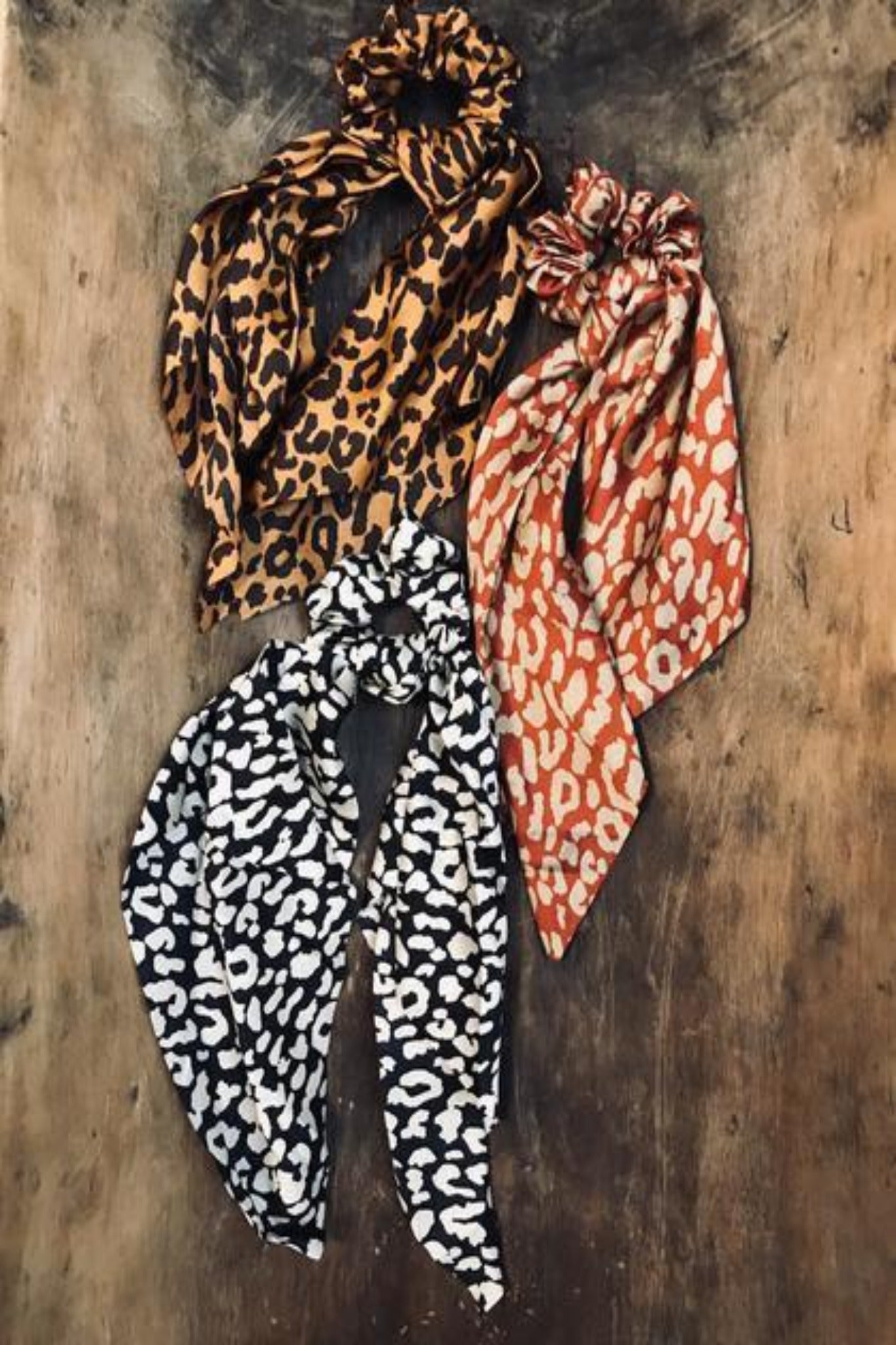 Leopard / Animal Print Hair Ties | Trendy Style at Willye Leigh