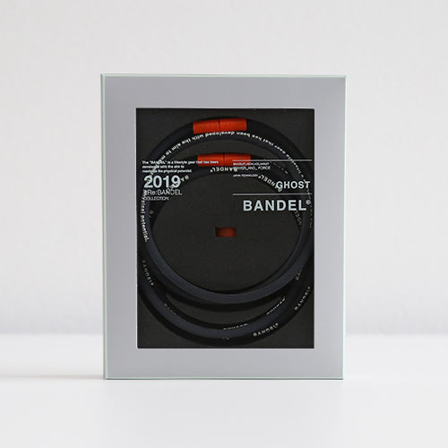 Bandel Collection Line GHOST Necklace 19-02 Black
