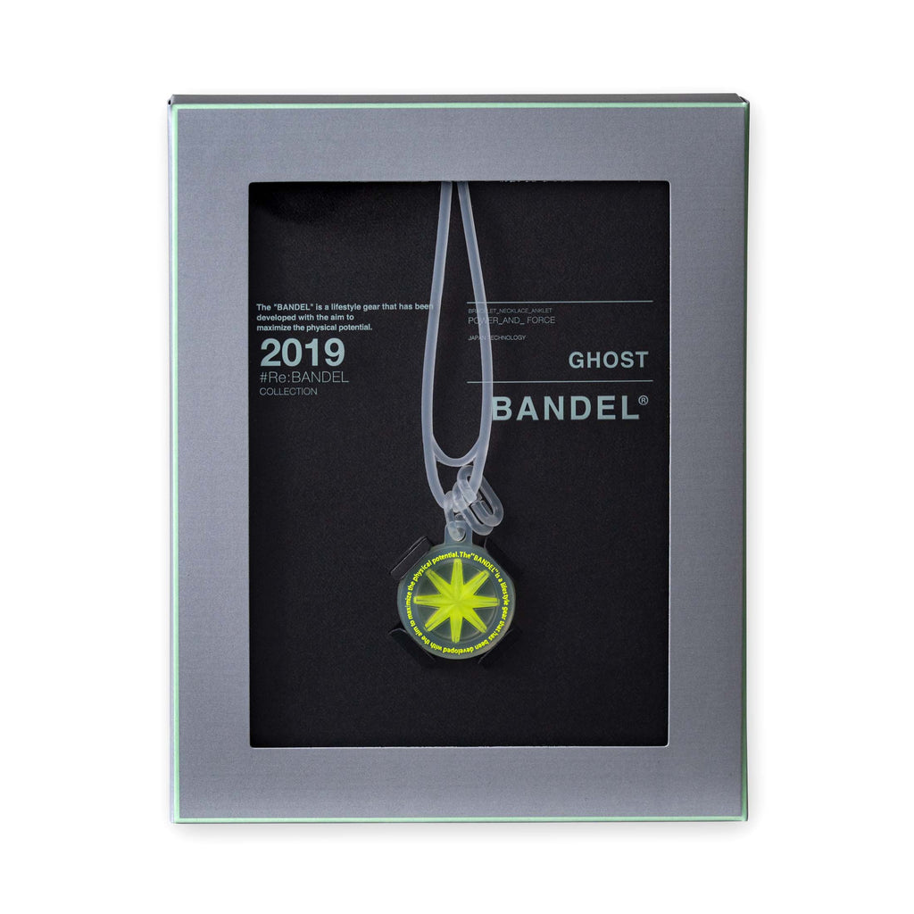 Bandel Collection Line GHOST Necklace 19-04 Yellow