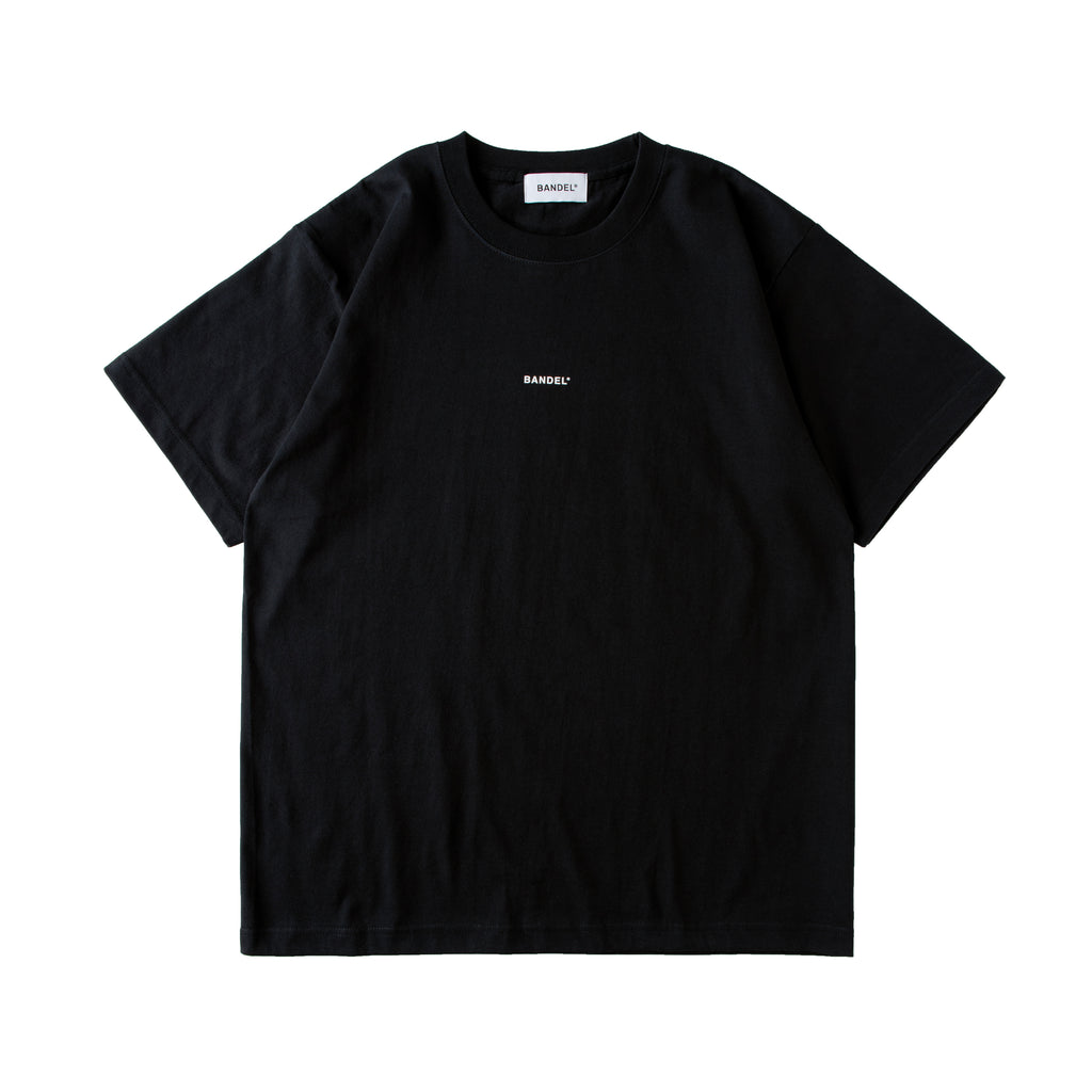 Bandel Collection Line Ghost XL-LOGO Tshirts Black/Blue