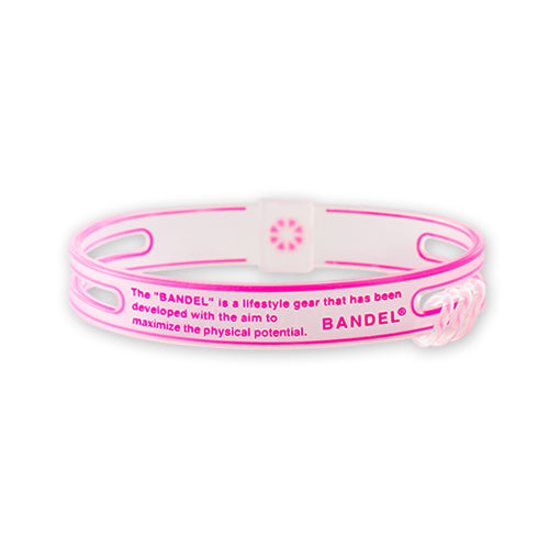 Bandel Collection Line GHOST Bracelet 19-04 Pink