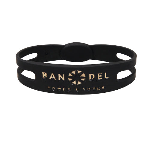 Bandel Metallic Series Bracelet Black/Gold