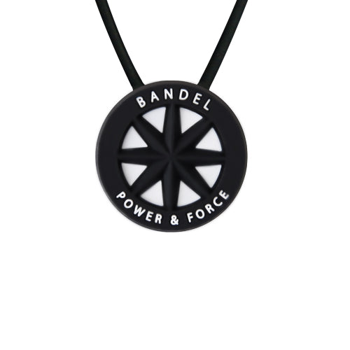 Bandel Regular Series Necklace Black/White