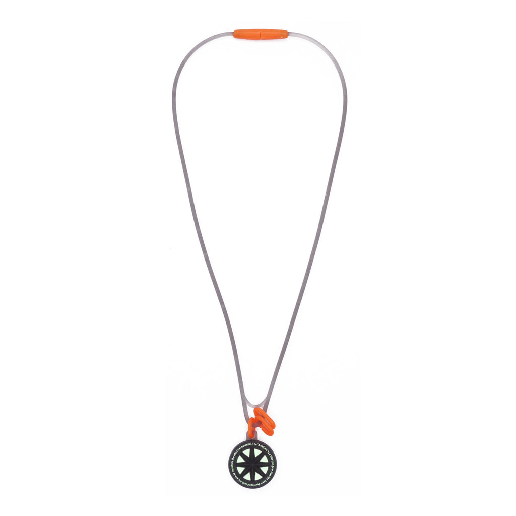 Bandel Collection Line GHOST necklace 19-01 Black