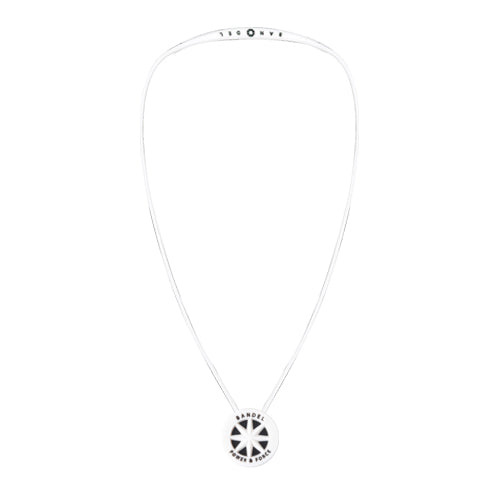 Bandel Regular Series Necklace White/Black