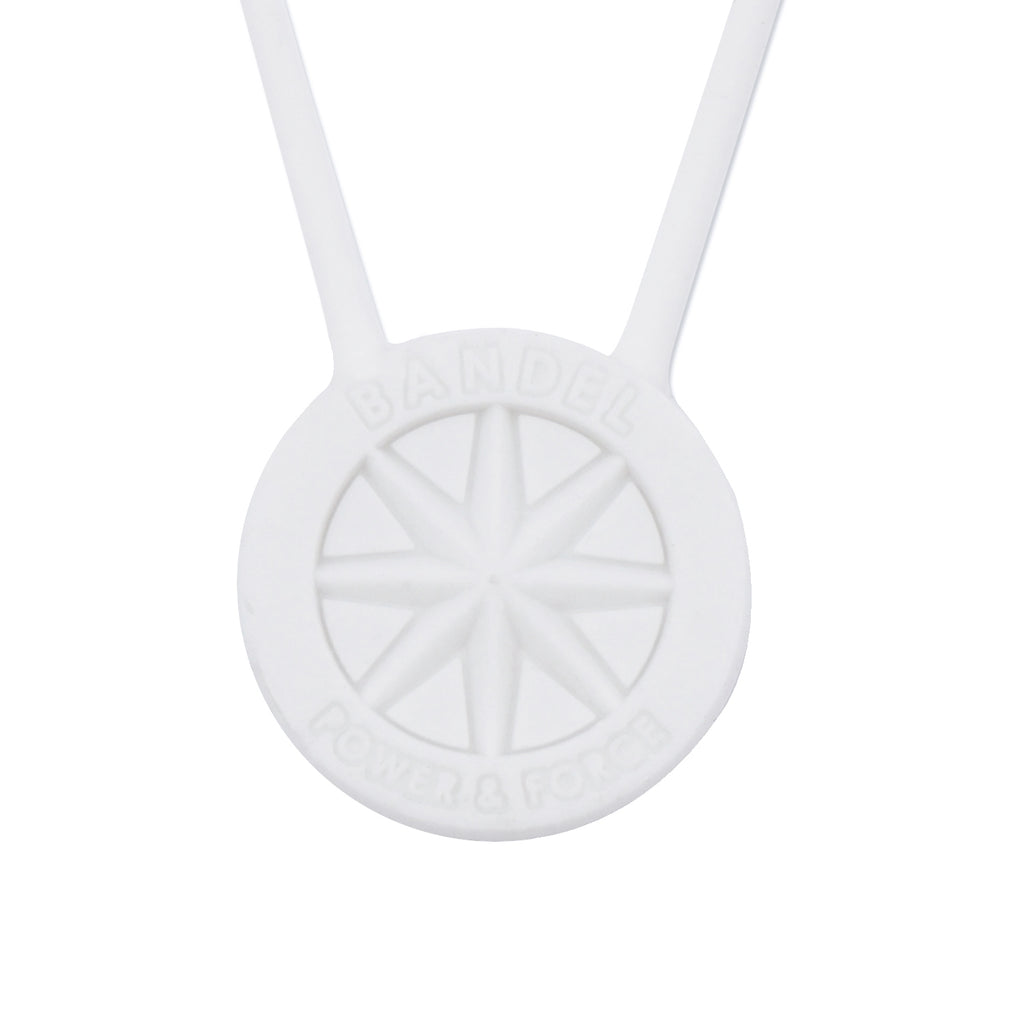 Bandel Studs Series Necklace White/White