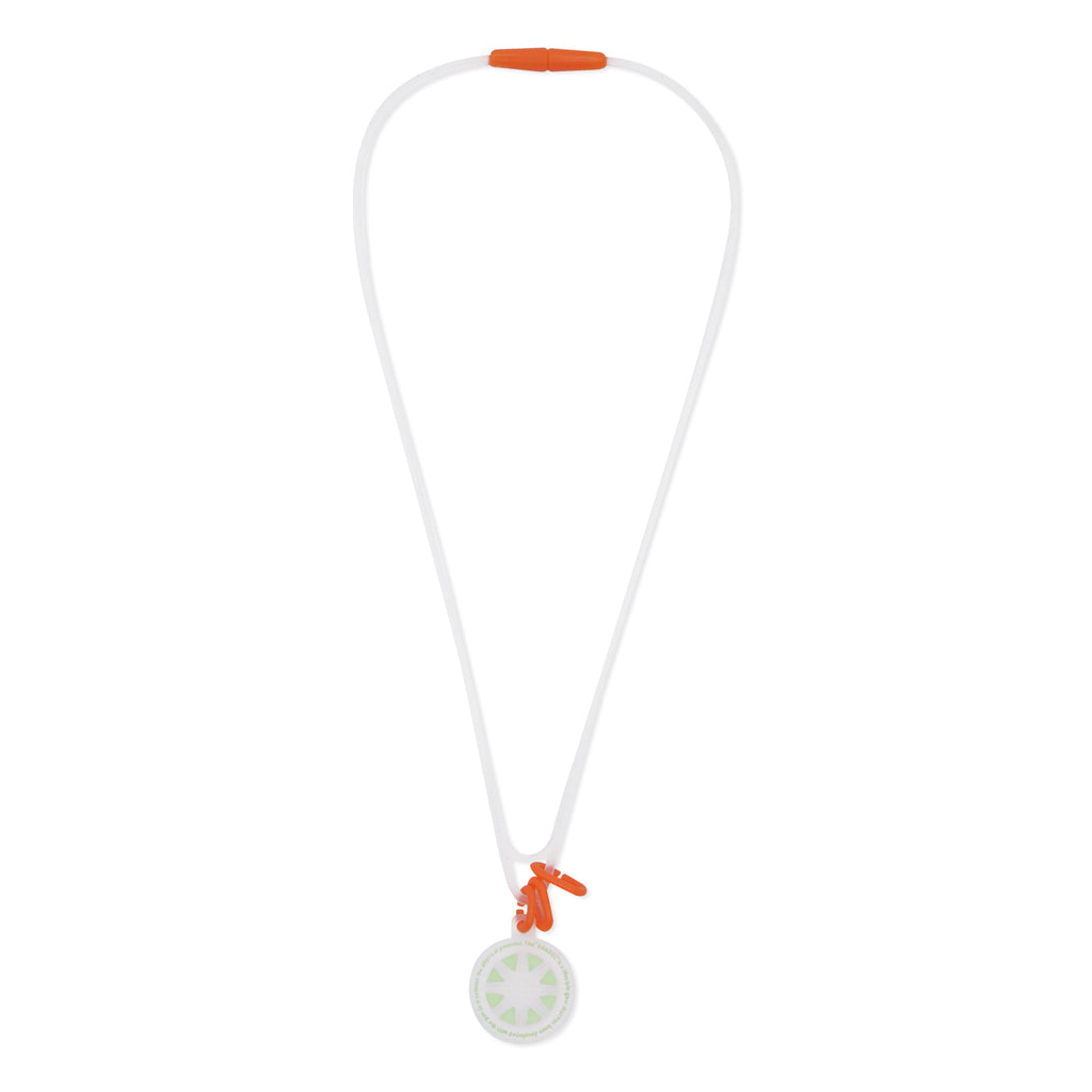 Bandel Collection Line GHOST necklace 19-01 White