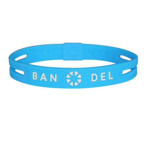 Bandel String Bracelet Blue/White