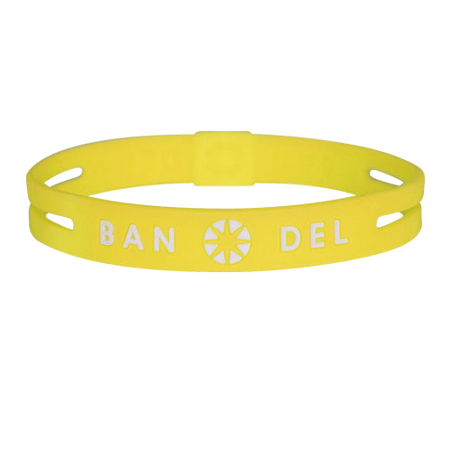 Bandel String Bracelet Yellow/White