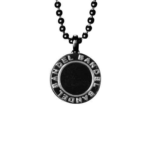 Bandel Titan Necklace Large Black