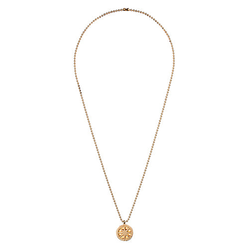 Bandel Titan Necklace Large Gold