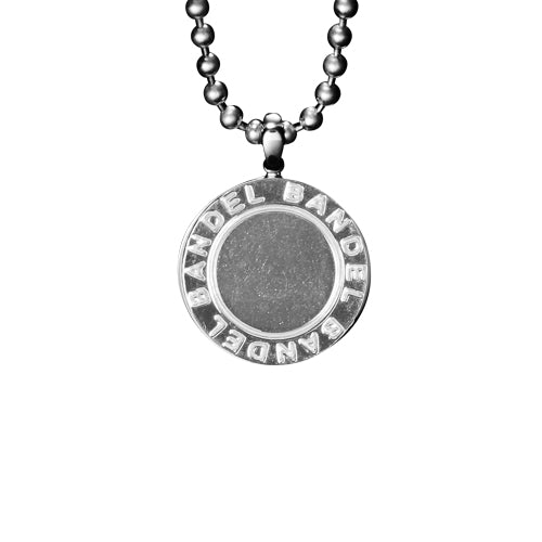 Bandel Titan Necklace Large Silver