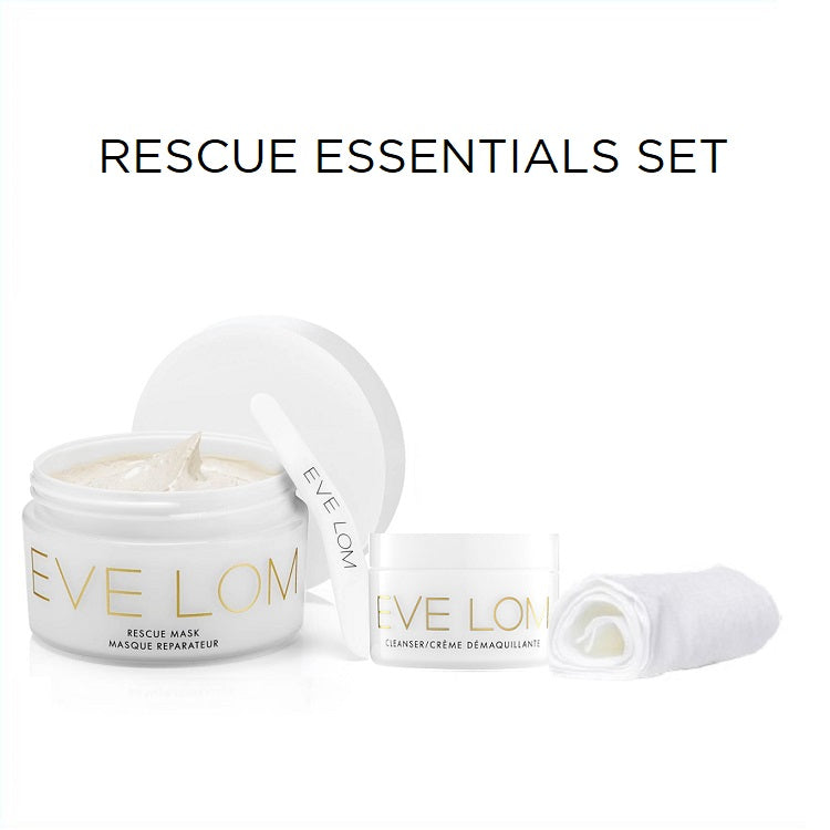EVE LOM Rescue Essentials Set