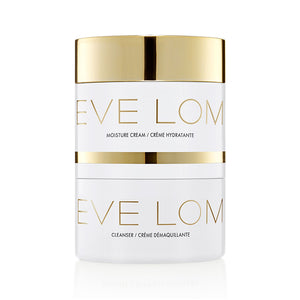 EVE LOM BEGIN & END DUAL PACK: CLEANSER AND MOISTURE CREAM