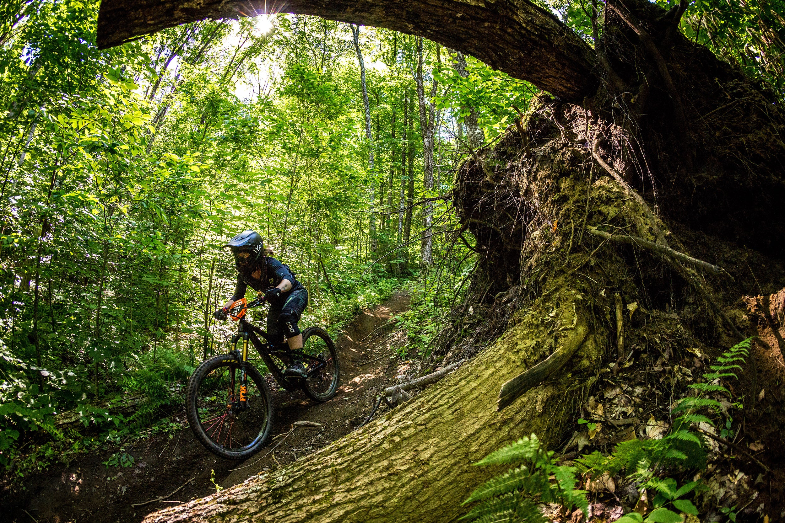 Downhill Bike Park Tips for First-Timers: Go With a Friend