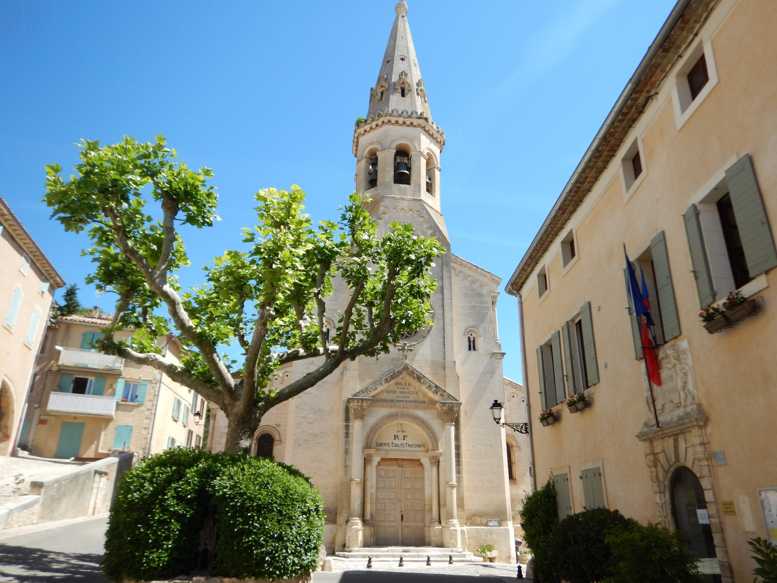 5 Mistakes From My First Self-Supported Bike Tour - French Church Scene