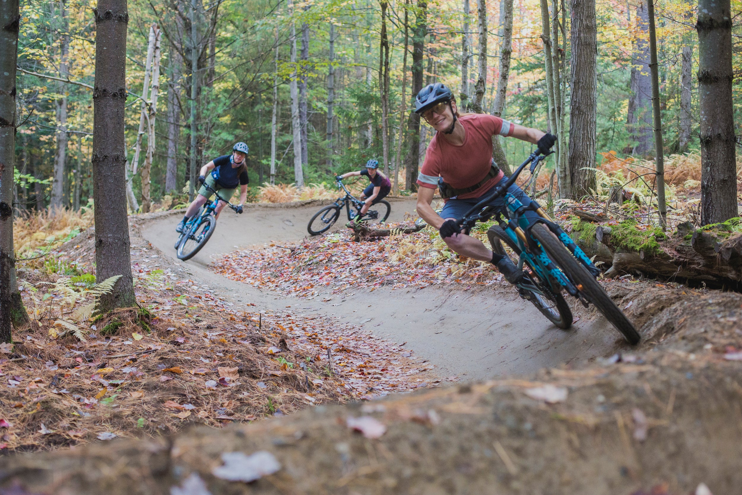 Basic Tips for Learning How to Ride a Berm