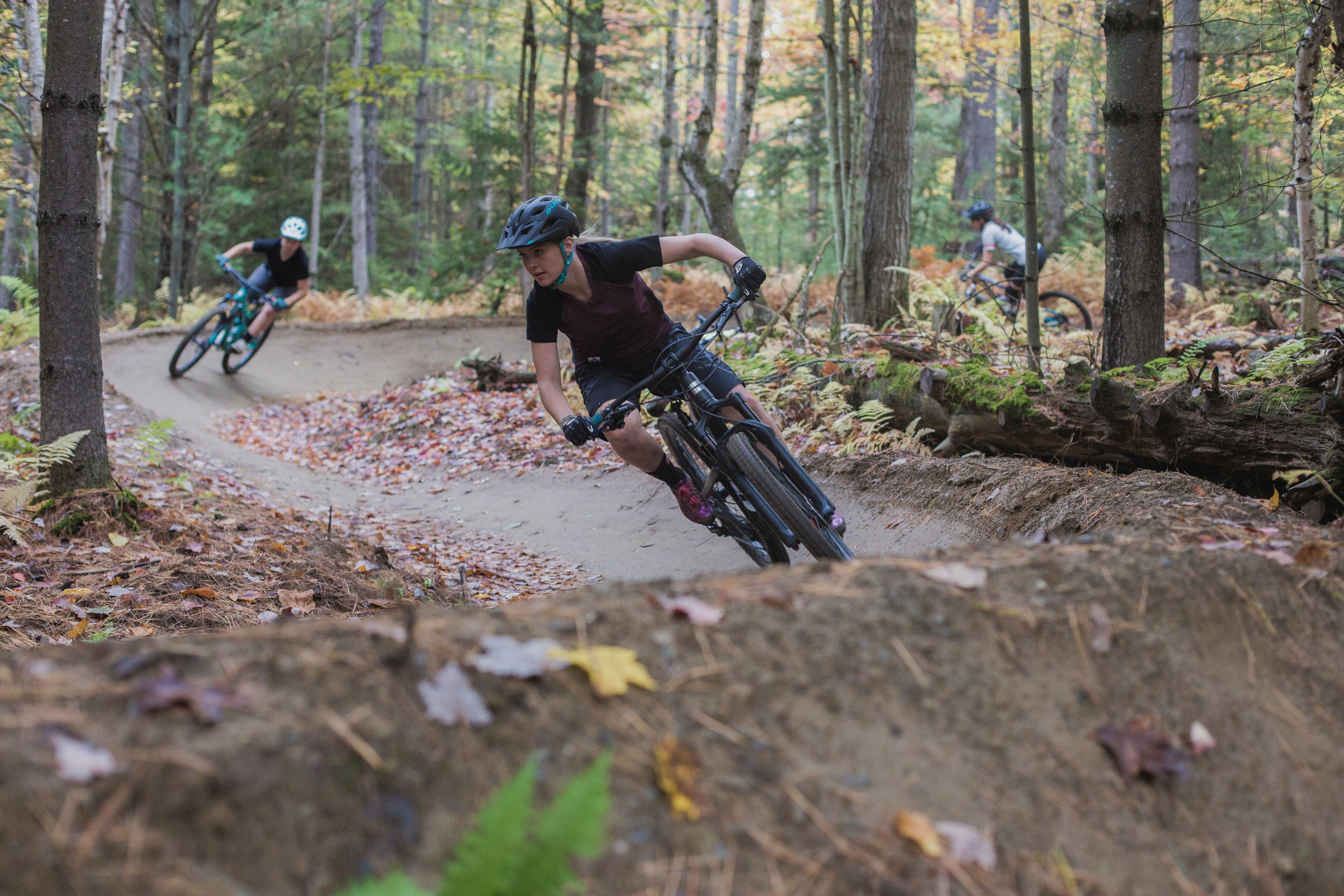 Basic Tips for Learning How to Ride a Berm - Image 3