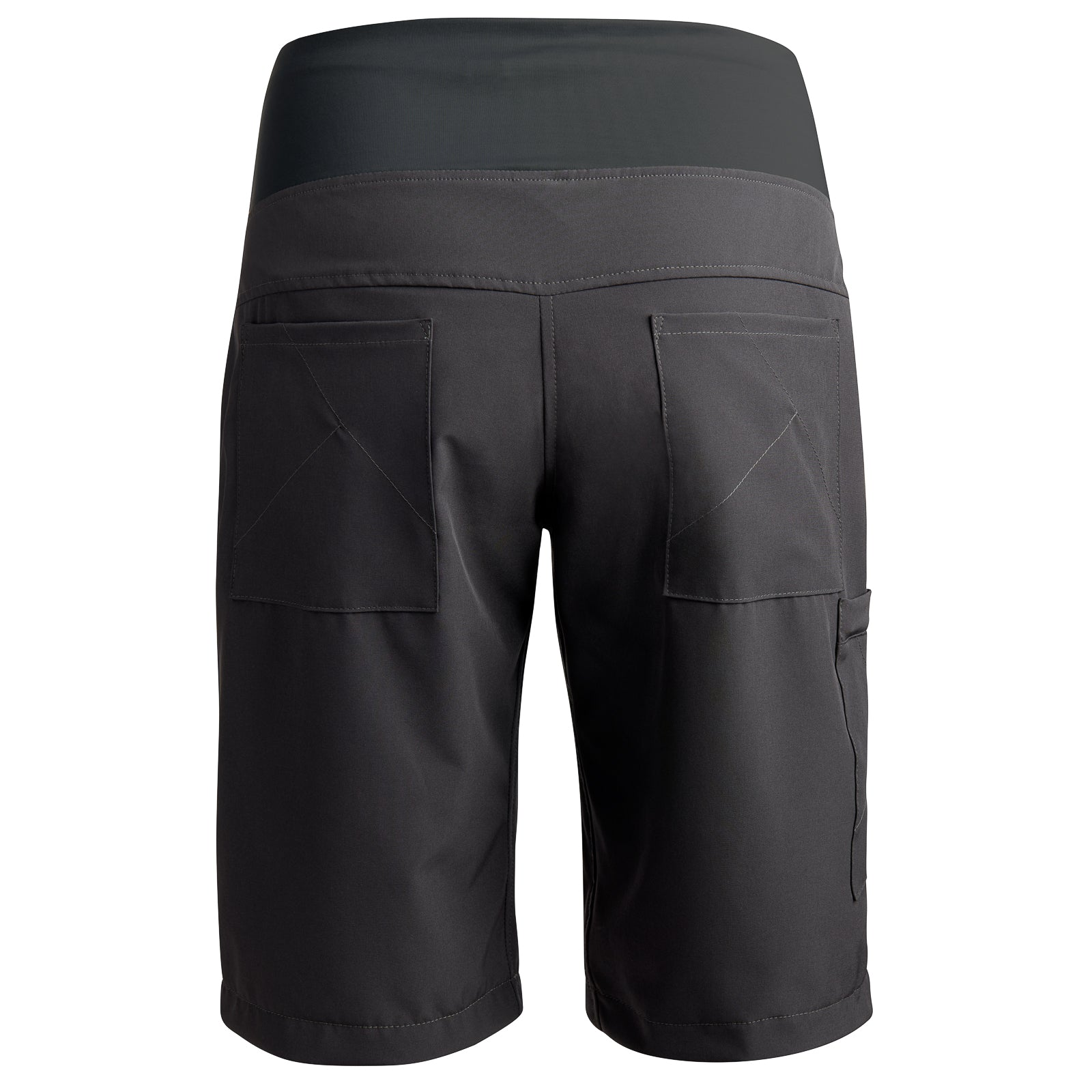 First Line of Mountain Bike Shorts Unveiled From Kaden Apparel - Pinner Short Back