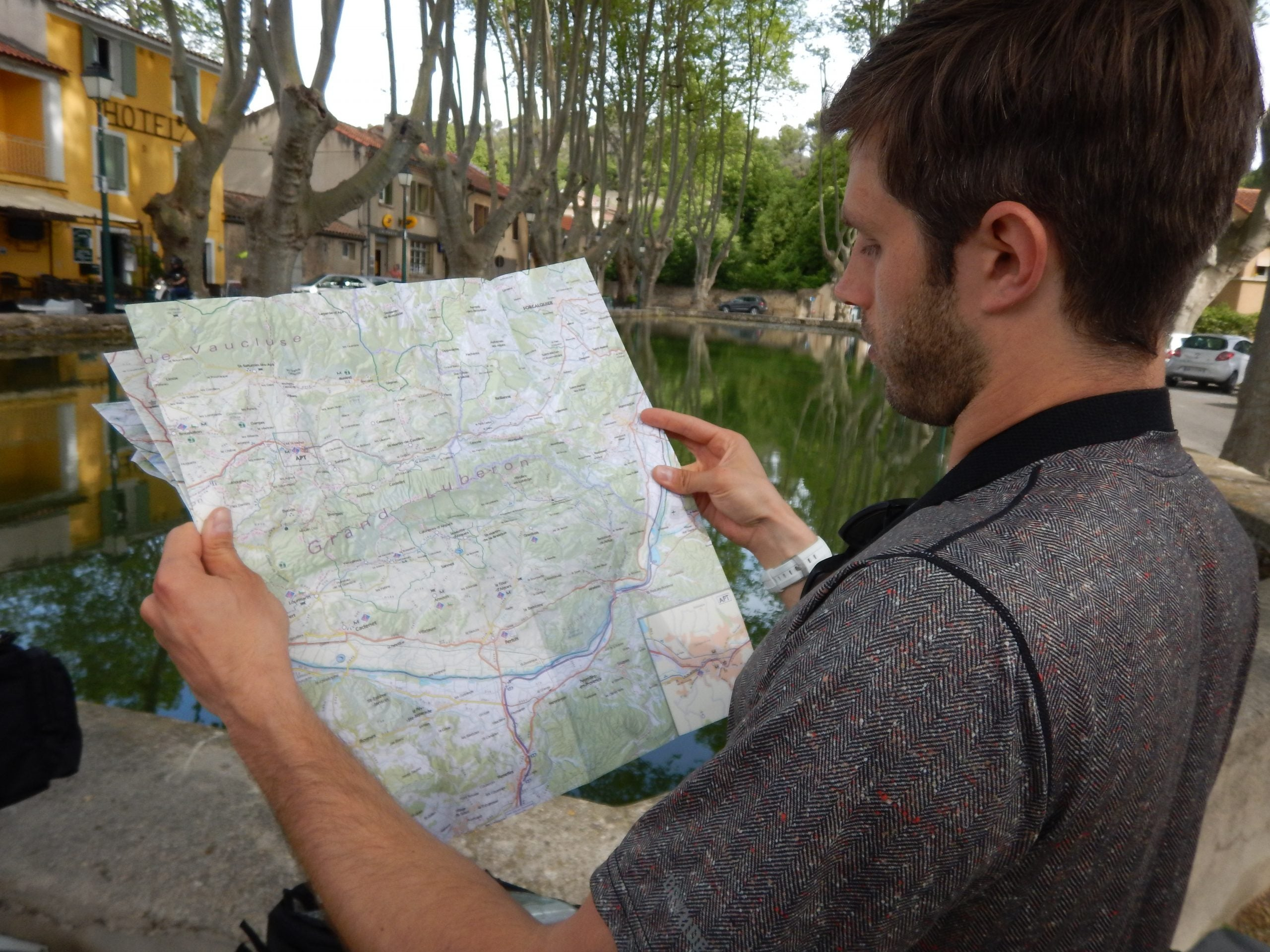 5 Mistakes From My First Self-Supported Bike Tour - Ryan Map Review