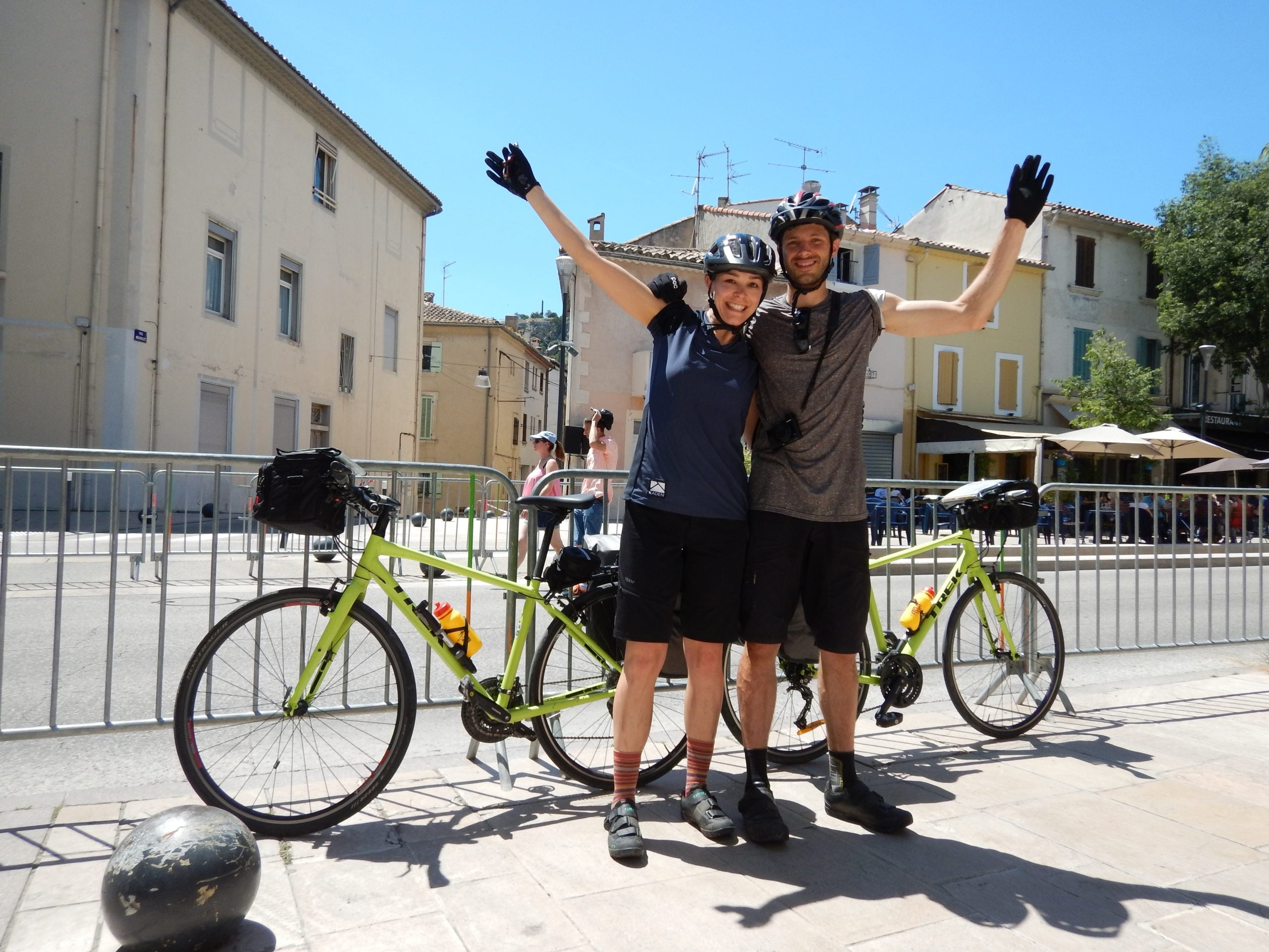 5 Mistakes From My First Self-Supported Bike Tour - End of French Bike Trip